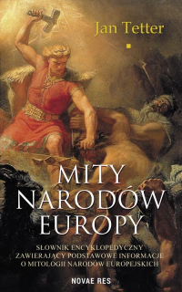 Mity narodów Europy - Jan Tetter   mała okładka