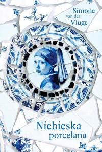 Niebieska porcelana - van.der Vlugt Simone | mała okładka