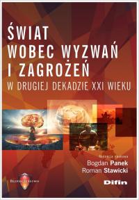 Świat wobec wyzwań i zagrożeń w drugiej dekadzie XXI wieku -  | mała okładka