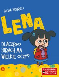 Lena Dlaczego strach ma wielkie oczy? -  | mała okładka