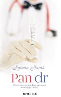 Pan dr - Sylwia Janik | mała okładka