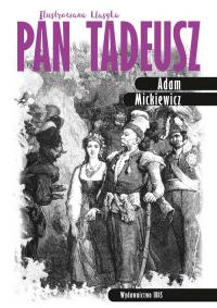 Pan Tadeusz Ilustrowana klasyka - Adam Mickiewicz   mała okładka