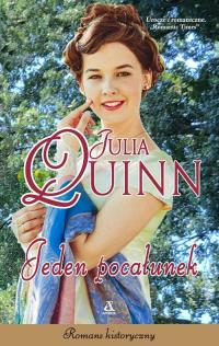 Jeden pocałunek - Julia Quinn | mała okładka