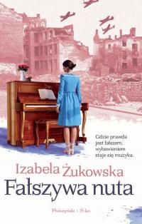 Fałszywa nuta - Izabela Żukowska | mała okładka