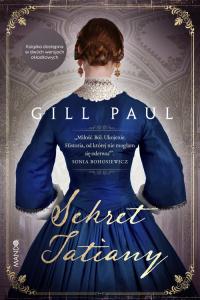 Sekret Tatiany - Paul Gill | mała okładka