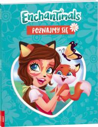 Enchantimals Poznajmy Się -  | mała okładka