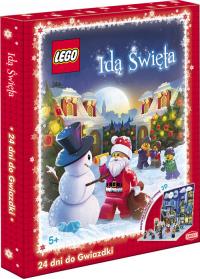 Lego Idą Święta 24 dni do Gwiazdki LAD-1 -  | mała okładka