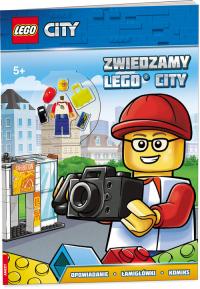 Lego City Zwiedzamy Lego City LMJ-17 -  | mała okładka
