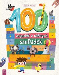 100 zagadek z różnych szufladek -  | mała okładka