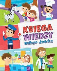 Księga wiedzy małego dziecka -  | mała okładka