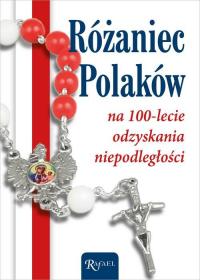 Różaniec Polaków na 100-lecie odzyskania Niepodległości -  | mała okładka