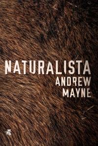 Naturalista - Andrew Mayne | mała okładka
