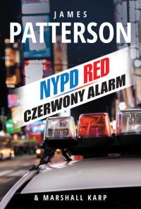 Czerwony alarm - Patterson James, Karp Marshall | mała okładka