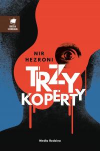 Trzy koperty - Nir Hezroni | mała okładka