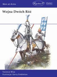 Wojna Dwóch Róż - Terence Wise | mała okładka