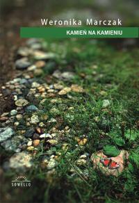 Kamień na kamieniu - Weronika Marczak | mała okładka
