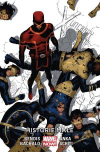 Uncanny X-Men Tom 6 Historie małe - Bendis Brian Michael | mała okładka
