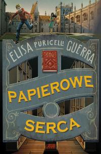Papierowe serca - Guerra Elisa Puricelli | mała okładka