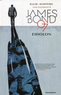 James Bond Tom 2 Eidolon - Masters Ellis, Flemings Ian | mała okładka