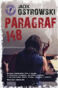 Paragraf 148 - Jacek Ostrowski | mała okładka