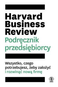 Harvard Business Review Podręcznik przedsiębiorcy -  | mała okładka
