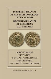 Fontes Historiae Antiquae XXXVI - Stuligrosz Magdalena, Sawiński Paweł (przekła | mała okładka