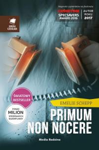 Primum non nocere - Emelie Schepp | mała okładka