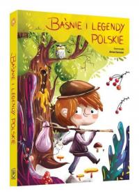 Baśnie i legendy polskie -  | mała okładka