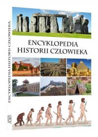 Encyklopedia historii człowieka - Przemysław Rudź | mała okładka