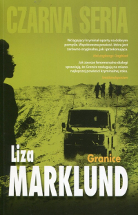 Granice - Liza Marklund   mała okładka