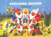 Królewna Śnieżka - Vojtech Kubasta | mała okładka