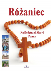Różaniec Najświętszej Maryi Panny - Piotr Stefaniak | mała okładka