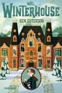 Hotel Winterhouse - Ben Guterson | mała okładka