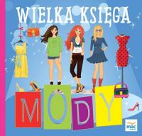 Wielka księga mody - Magdalena Marczewska | mała okładka