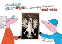Historyjki o niepodległej Warszawie 1918-1939 - Anna Ziarkowska | mała okładka