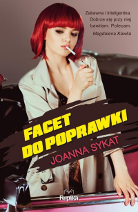 Facet do poprawki - Joanna Sykat | mała okładka