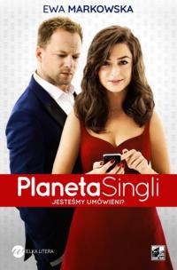 Planeta Singli - Ewa Markowska | mała okładka