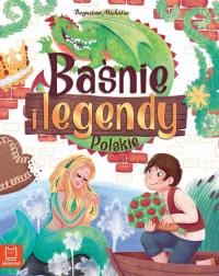 Baśnie i legendy polskie - Bogusław Michalec | mała okładka