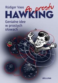 Hawking Genialne idee w prostych słowach - Rüdiger Vaas | mała okładka