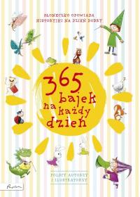 365 bajek na każdy dzień Słoneczko opowiada... historyjki na dzień dobry -  | mała okładka