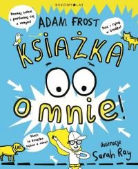 Książka o mnie - Adam Frost | mała okładka