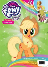 Magiczna Kolekcja My Little Pony 23 Applejack -  | mała okładka