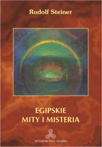Egipskie mity i misteria - Rudolf Steiner | mała okładka