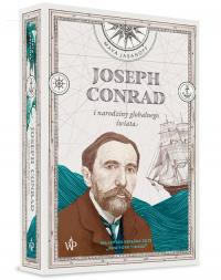 Joseph Conrad i narodziny globalnego świata - Maya Jasanoff   mała okładka