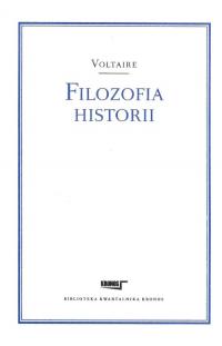 Filozofia historii - Voltaire   mała okładka