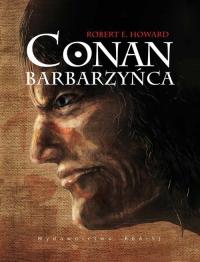 Conan Barbarzyńca - Howard Robert E. | mała okładka