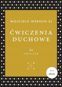 Ćwiczenia duchowe 56 ćwiczeń - Wojciech Werhun | mała okładka