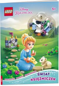 Lego Disney Księżniczka Świat Księżniczek LNC-6101 -  | mała okładka