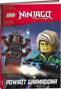 Lego Ninjago Powrót Garmadona -  | mała okładka