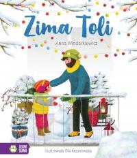 Tola. Zima Toli - Anna Włodarkiewicz | mała okładka